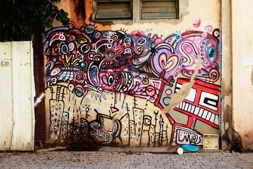 street art israeltelhaviv