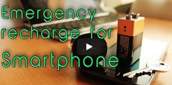 emergencysmartphone-batterie