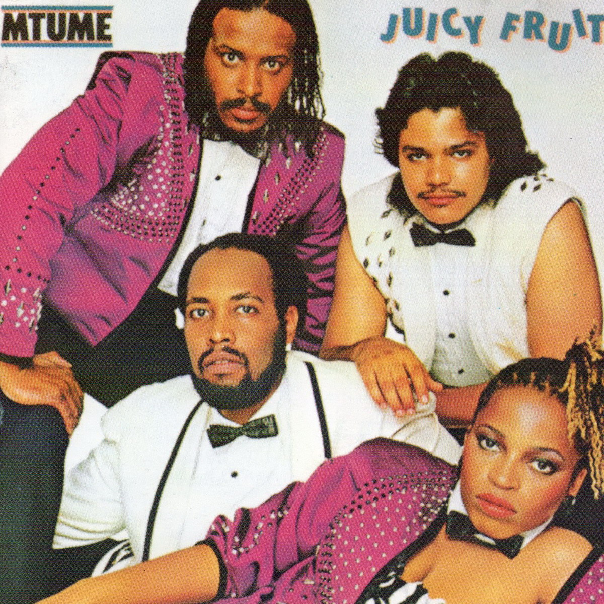 Mtume - Juicy Fruit -1983