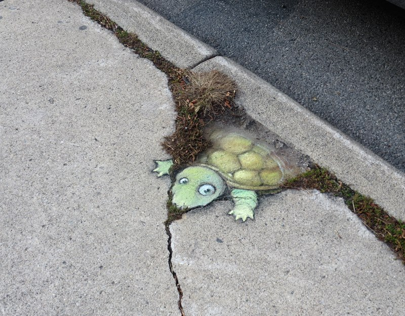 Calk-Art-by-David-Zinn-in-Michigan-USA--street-art-cute-cute