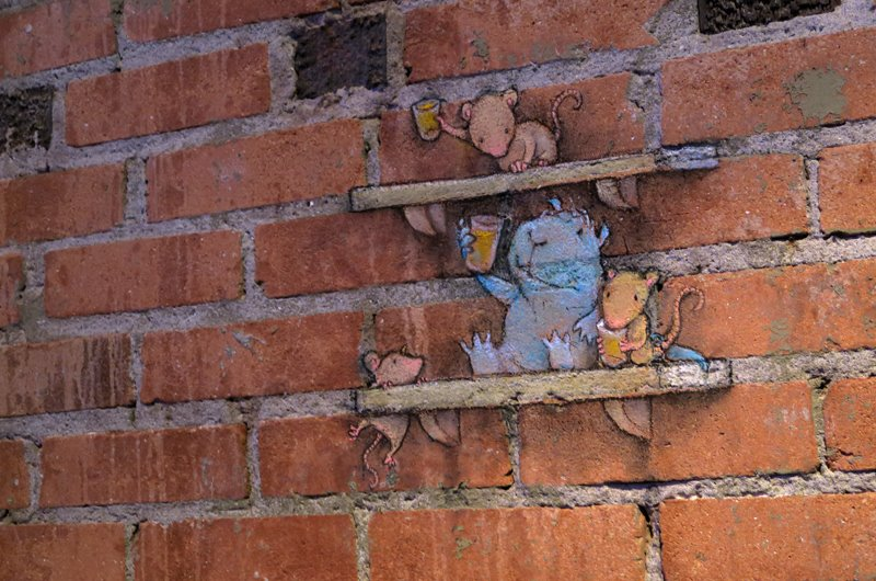 Calk-Art-by-David-Zinn-in-Michigan-USA--street-art-cute