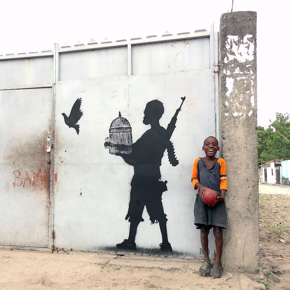 StreetArt-by-Going-in-Kinshasa-Congo-Peace-Unleashed