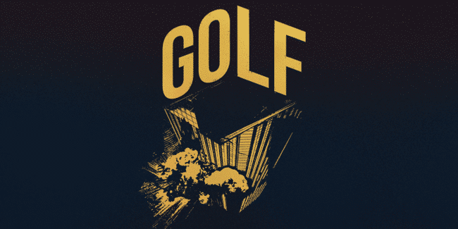 GOLF -LOGO-music
