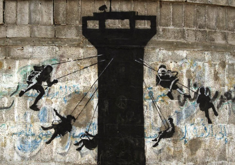 banksy-gaza-