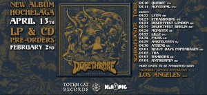 Dopethrone tour