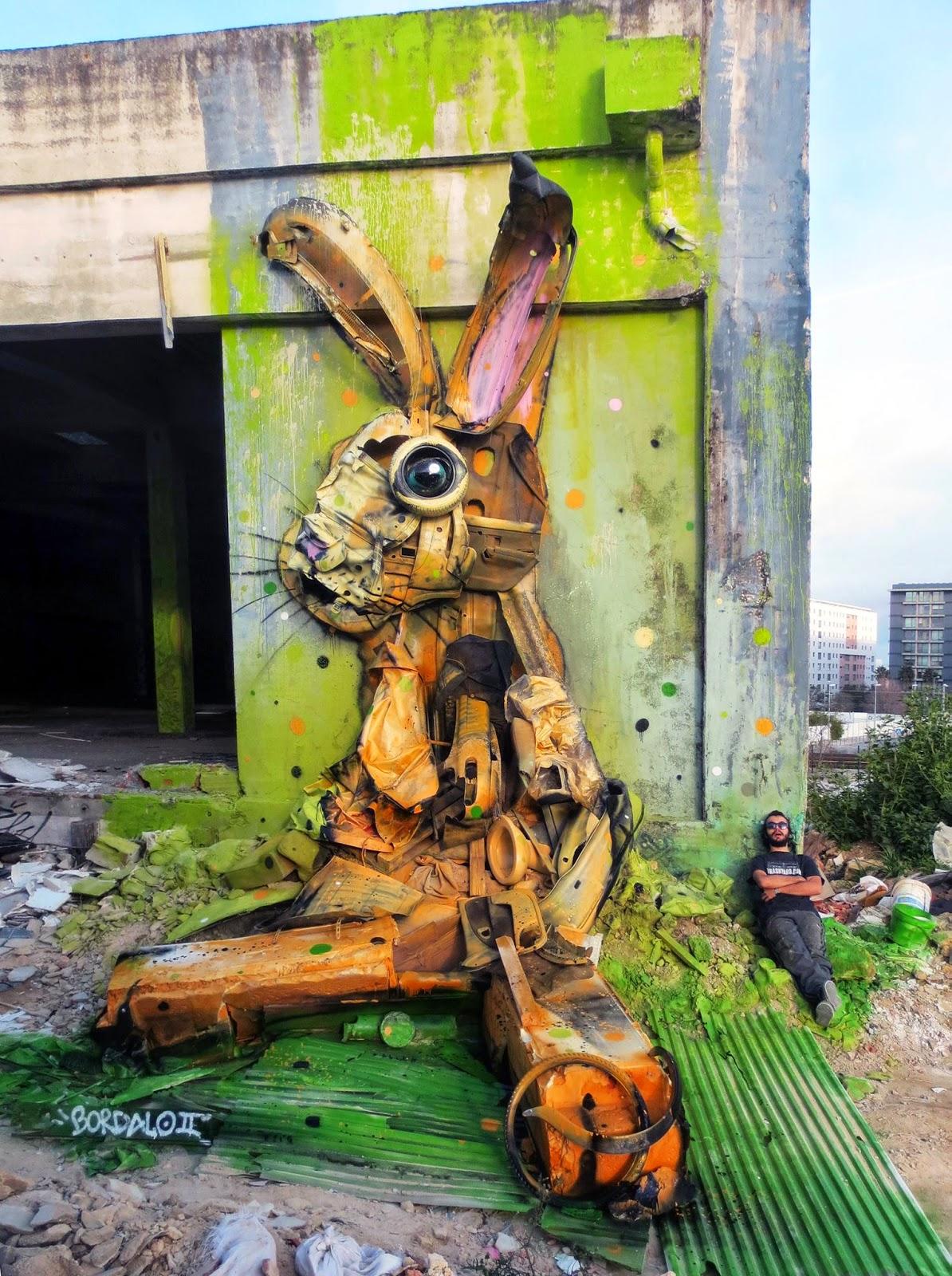lapin-street-art