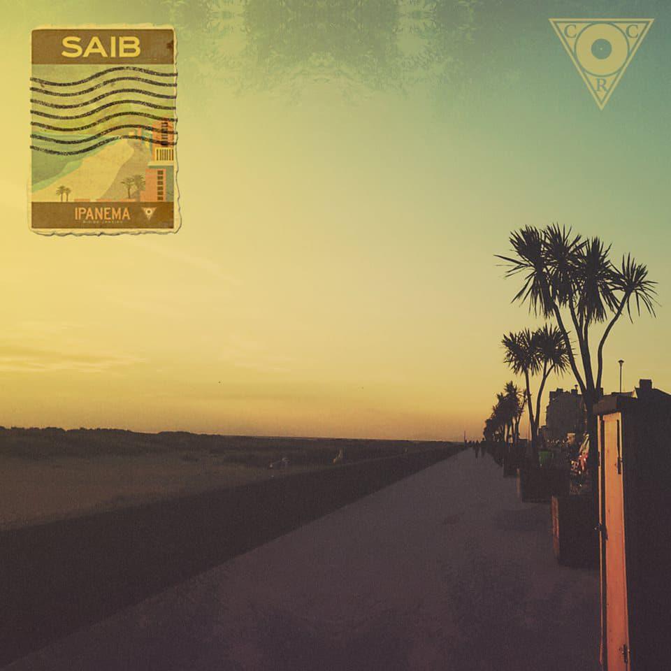 saib. - Ipanema EP - 2014