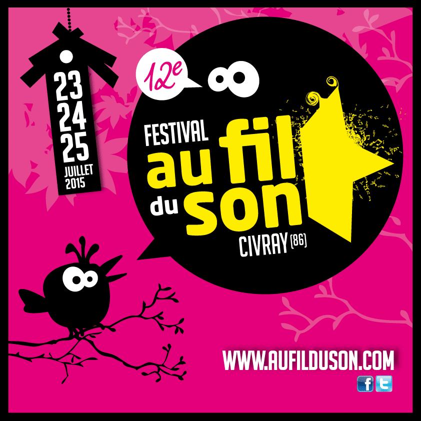 Festival Au Fil Du Son 2015