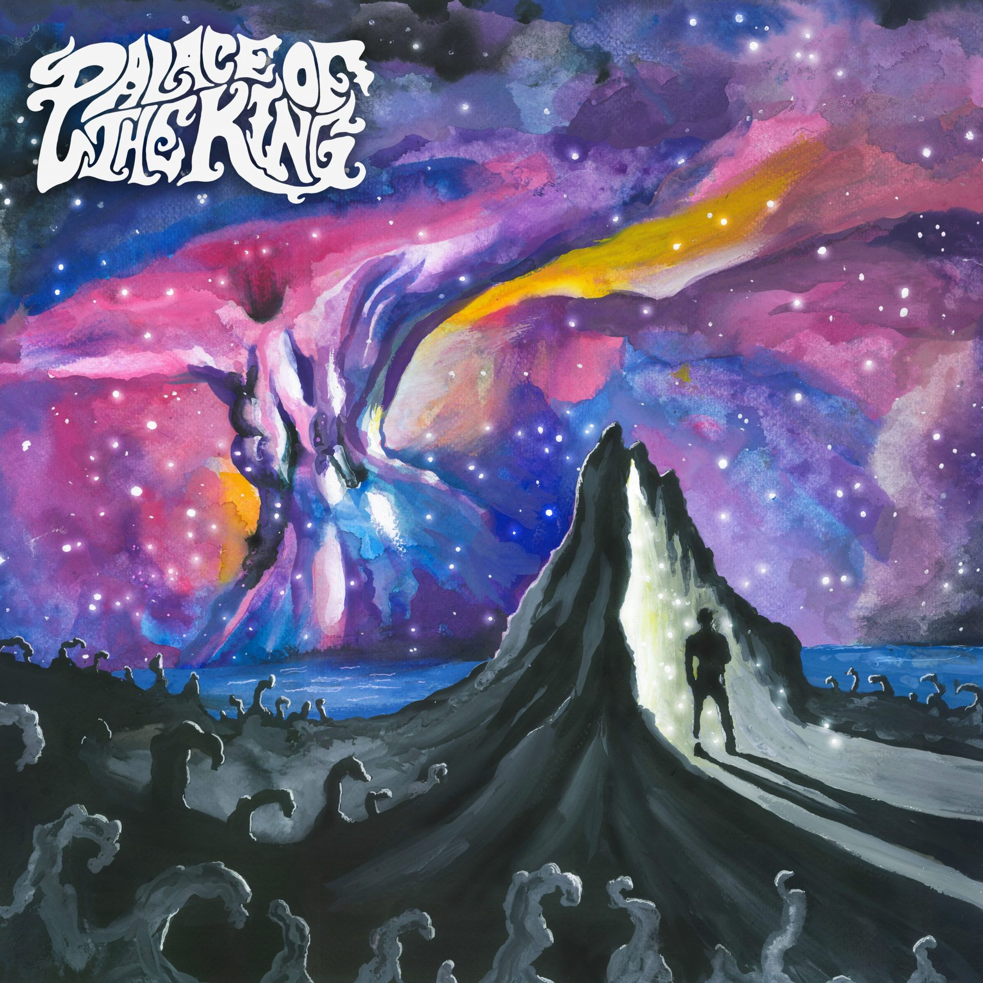 palace of the king album cover