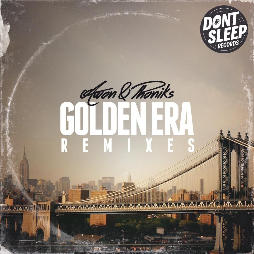 Awon & Phoniks - Return to the Golden Era- The Remixes - 2014