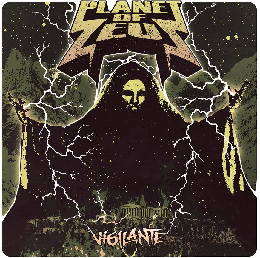 Planet of zeus album arttwork