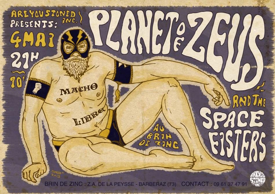 Planet of zeus concert