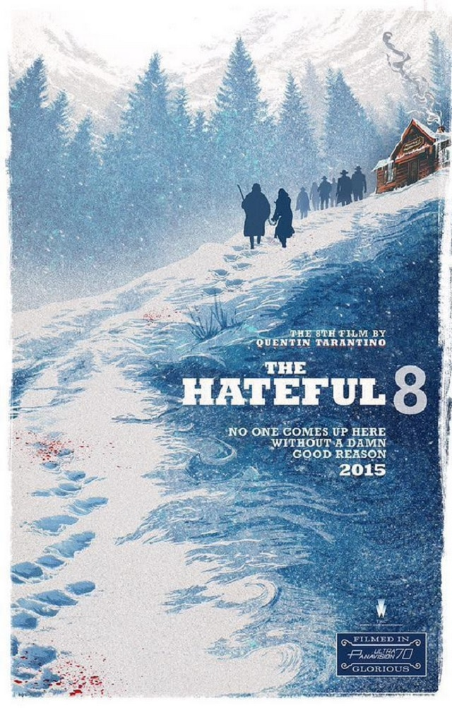 Quentin Tarantino - The Hateful Eight - 2015