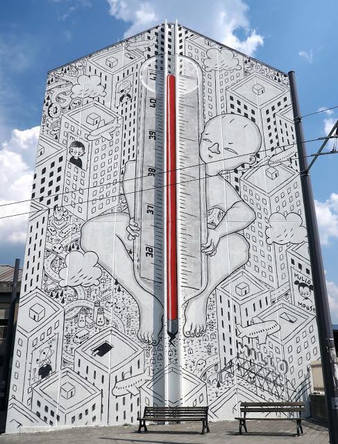 muro finale-millo-italy-street