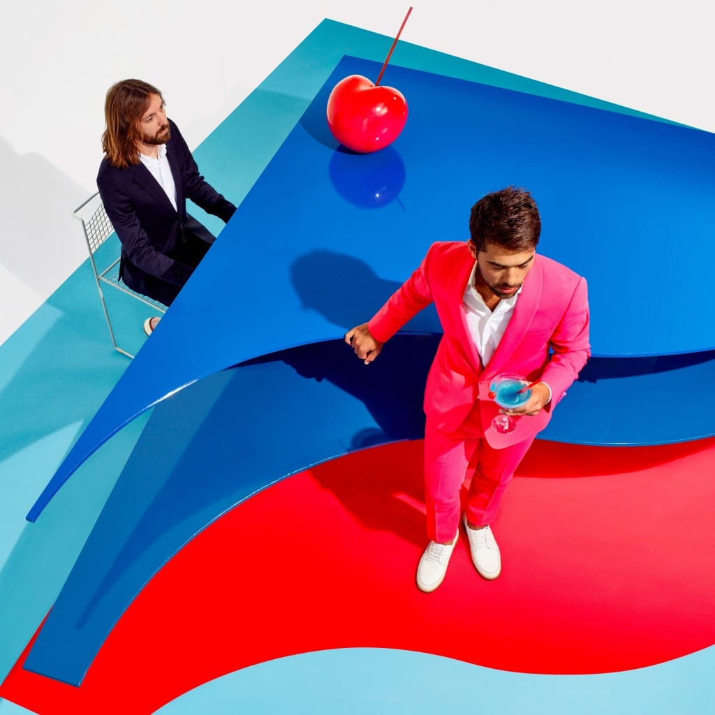 Breakbot - Back for more- 2015