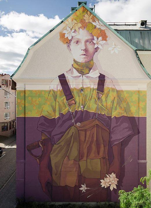 INTI -HAND LABORfor NoLimit Festival in Boras, Sweden art