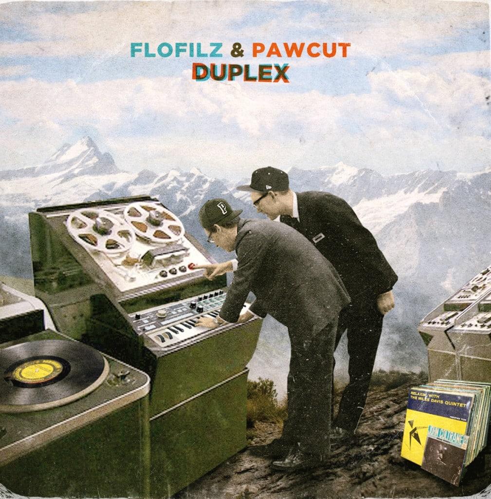 FloFilz x Pawcut - Duplex LP - 2013