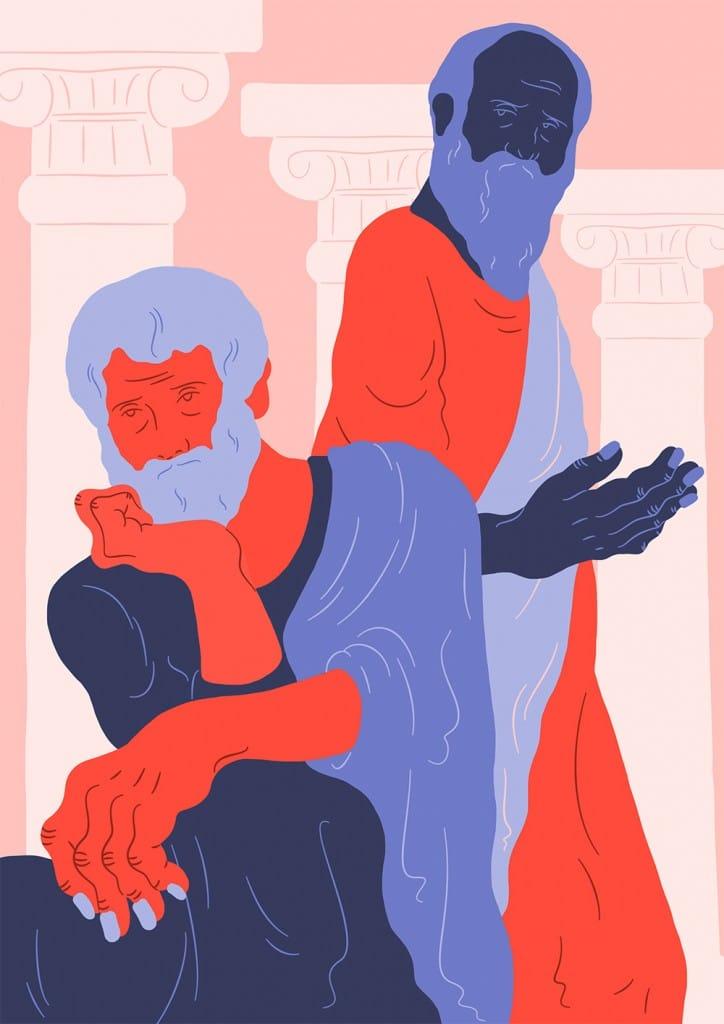 Sara Andreasson - Plato & Aristotle