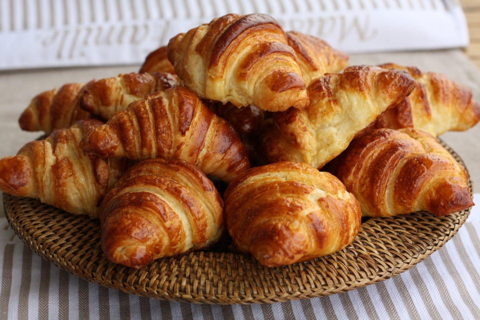 3 astuces pour reconna tre un bon croissant - Recette croissant au beurre ...