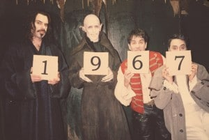 vampire iintimité