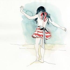 Dancing Little Mermaid