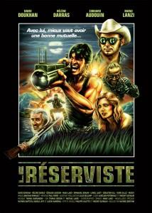 Reserviste Poster