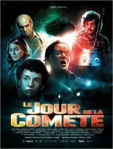 Jour de la Comete Poster