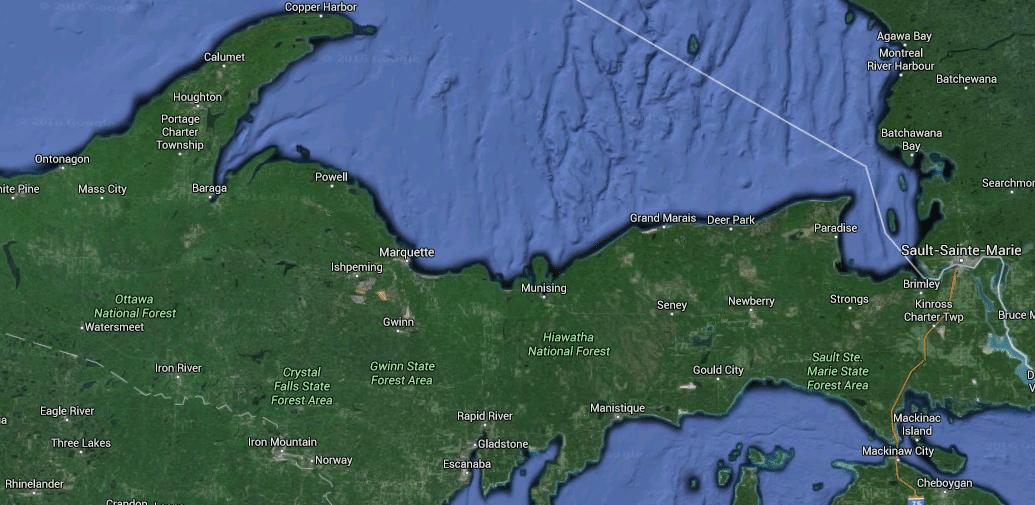 péninsule nord