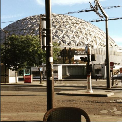 Eloge des p riph ries le palais des sports - Palais des expositions porte de versailles ...