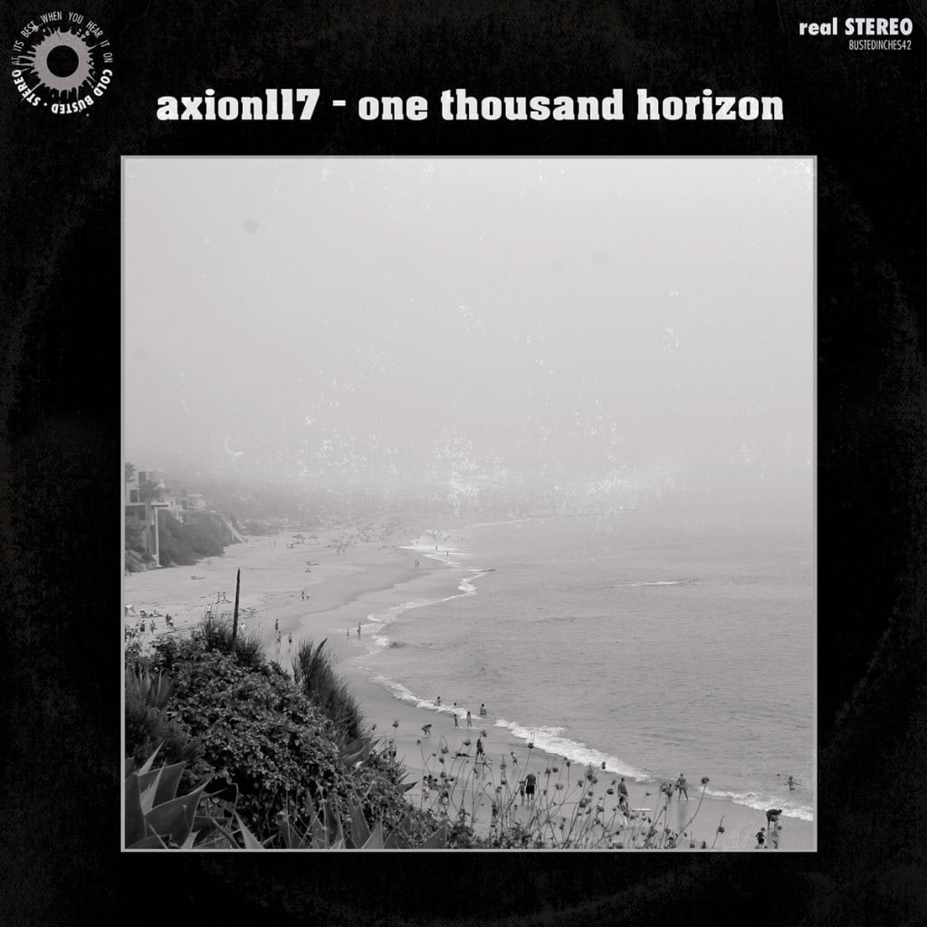 axion117 - One Thousand Horizon - 2016