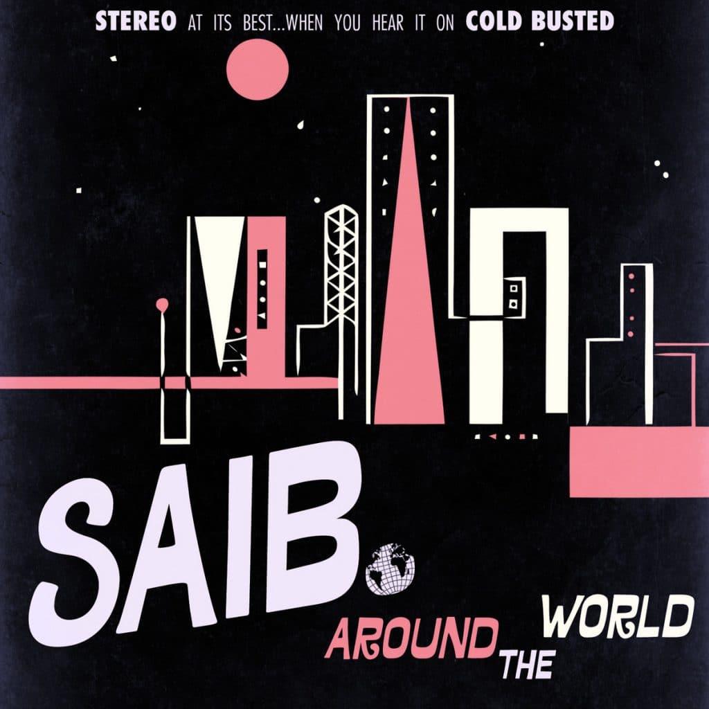 saib. - Around the World - 2016
