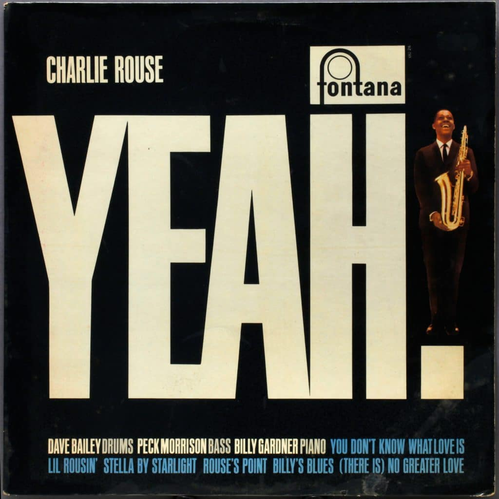 Charlie Rouse - Yeah! - 1961