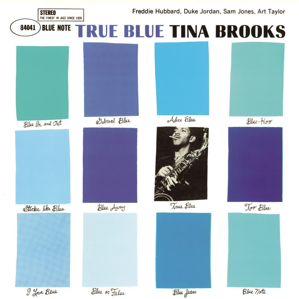Tina Brooks - True Blue - 1960