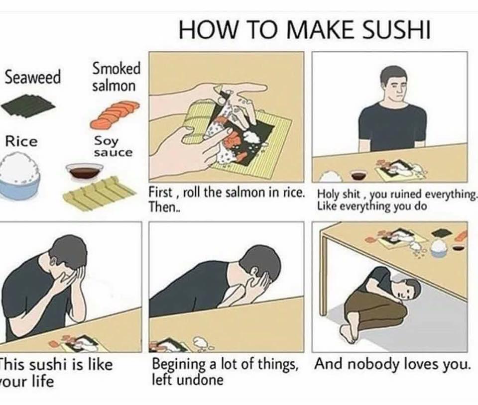 Comment faire des sushis parfait - Comment faire des sushi ...