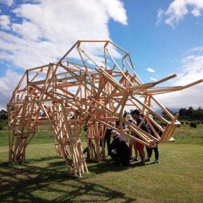 amy-goda-straw-sculpture-niigata-japan-7