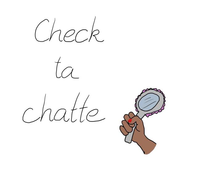 check ta chatte