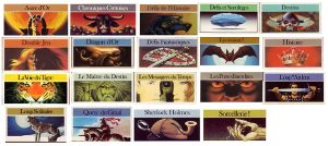 Livres dont VOUS êtes le héros