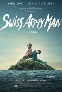 swiss-army-man-poster  Swiss Army Man