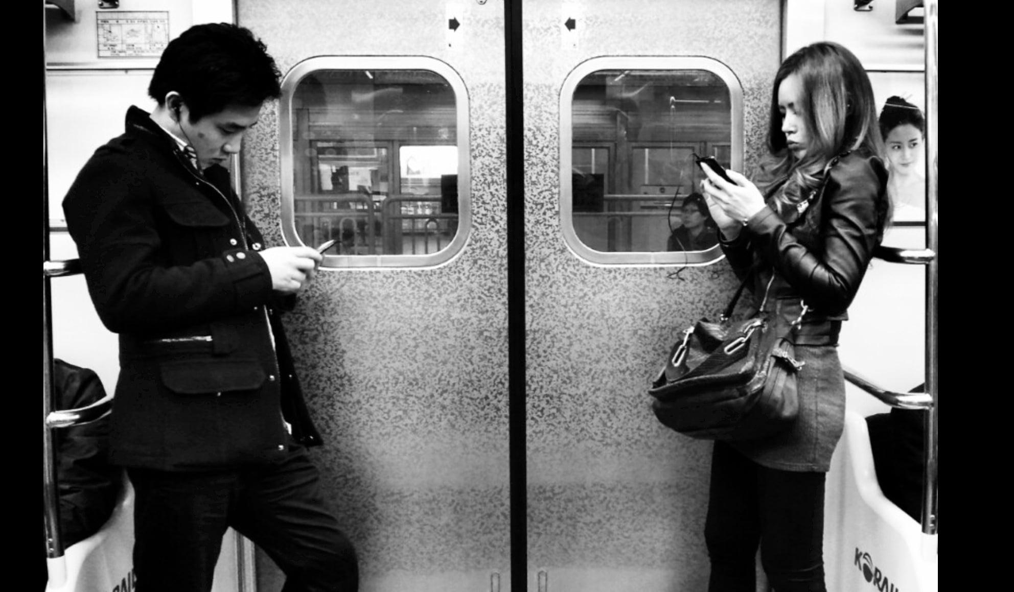 addict smartphone