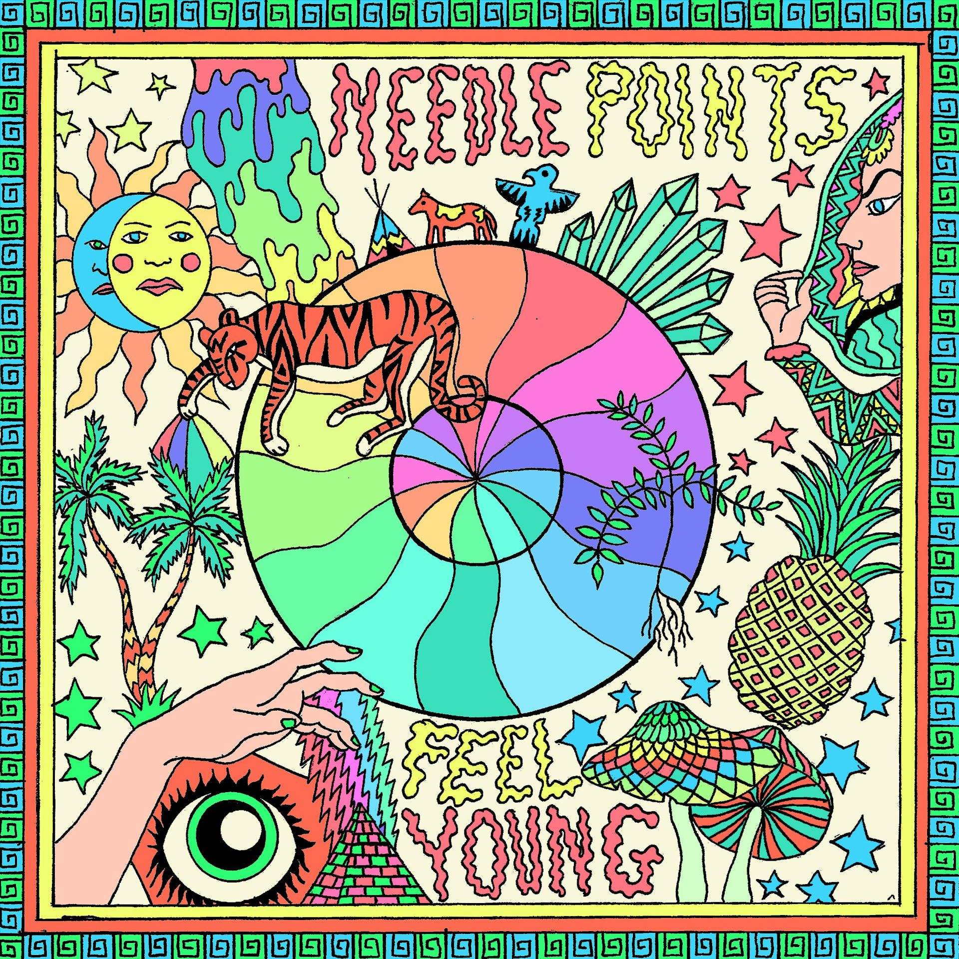 needle points