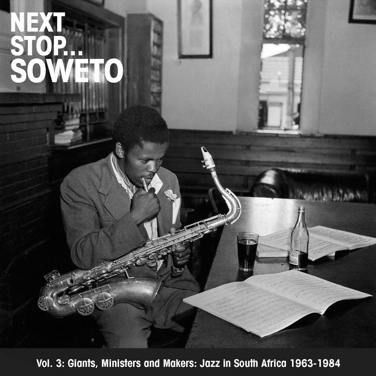jazz afrique du sud Soweto