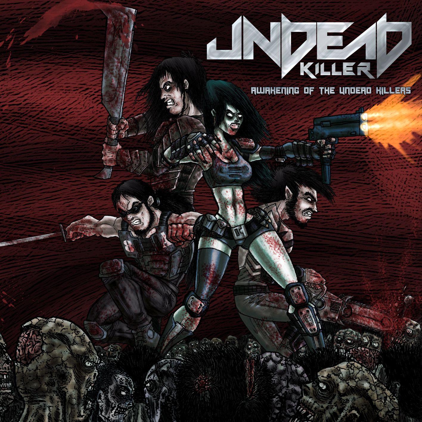 undead killer