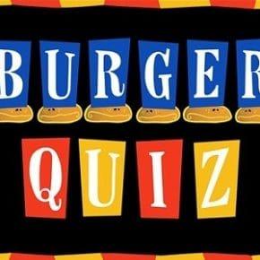 burger quiz Burger quiz