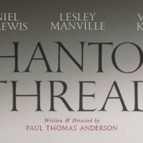 Phantom Thread Affiche