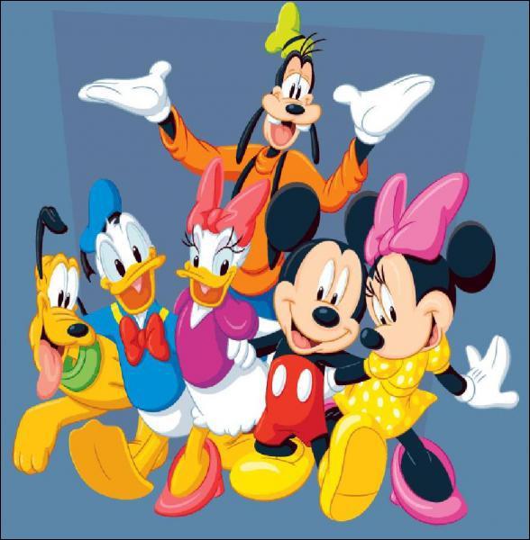 Question v ritablement existentielle dingo goofy c 39 est quoi et pluto c 39 est quoi et pourquoi - Mickey et plutot ...