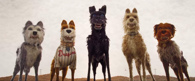 Ile aux chiens - Cover