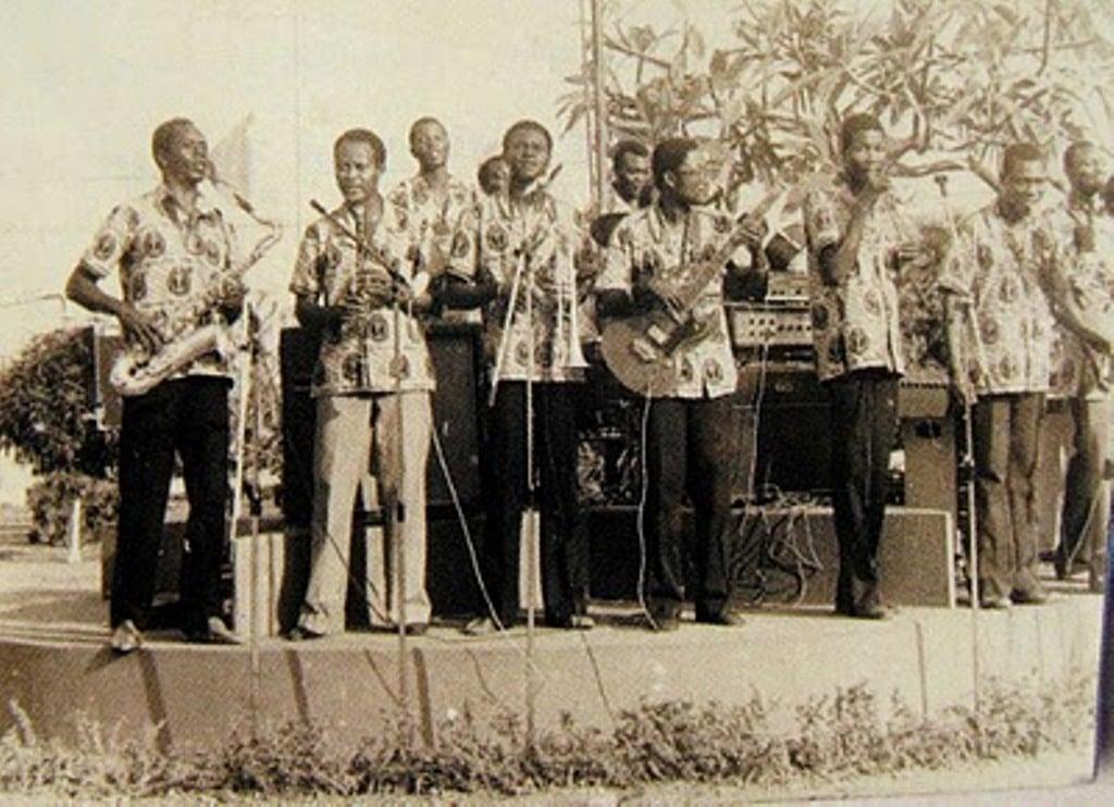 African Scream Contest
