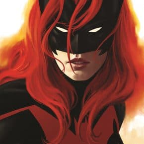 Batwoman: Rebirth releases in March 2017