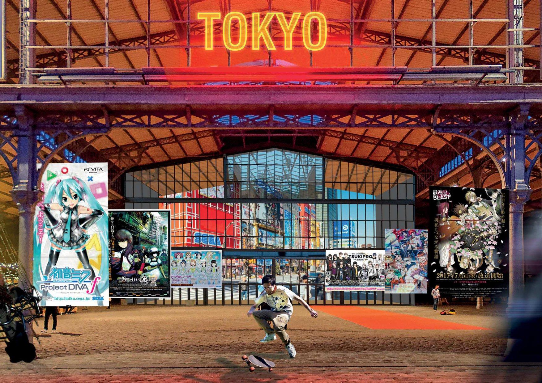 Manga ↔ Tokyo - La Villette