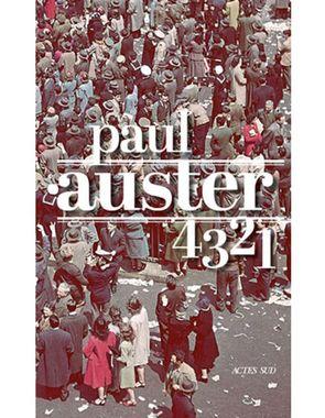 paul auster 4321